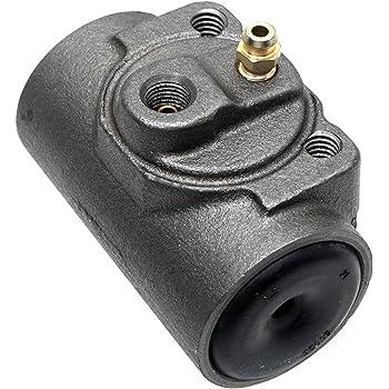Drum Brake Wheel Cylinder Rear Parts Master WC37970