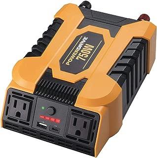 Best power drive 750 watt inverter Reviews