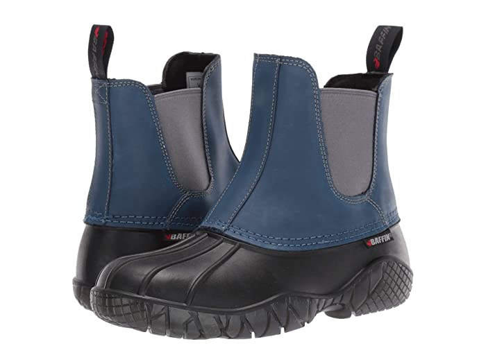 Baffin  Huron (Navy/Charcoal) Womens Boots