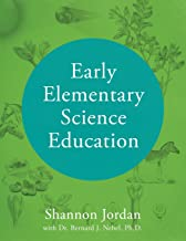 Early Elementary Science Education