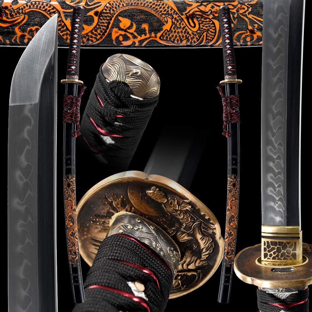Masukisuki Katana Battle Ready Full Sword Max 56% OFF New arrival Handmade