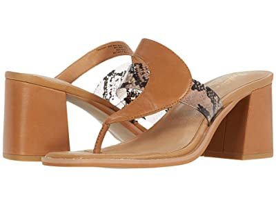 Seychelles Established (Cognac Exotic Leather) Women