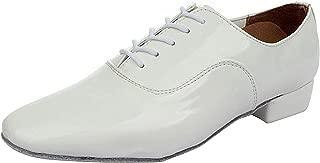 Losver Men's Ballroom Latin Tango Dance Shoes Salsa Heeled Footwear