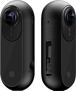Insta360 ONE - Cámara 360 grados deportiva Resolución 4K Estabilizador de imagen integrado (24Mp conexión Bluetooth 4.0 MicroSD Lightning) color negro