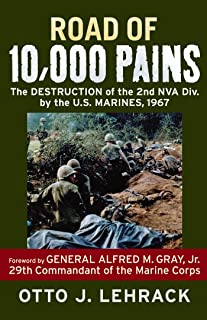 Road of 10,000 Pains (English Edition)