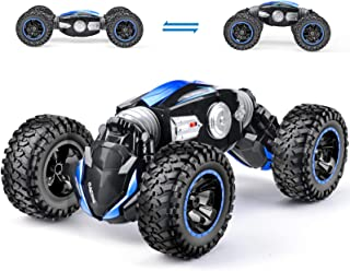 NQD RC Car Off-Road Vehicles Rock Crawler 2.4Ghz Remote Control Car Monster Truck 4WD Dual Motors Electric Racing Car, Toy...