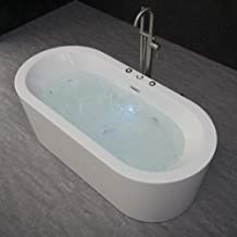 Best 72 x 32 jacuzzi tub Reviews