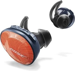 Bose SoundSport Free wireless headphones 完全ワイヤレスイヤホン ブライトオレンジ/ミッドナイトブルー