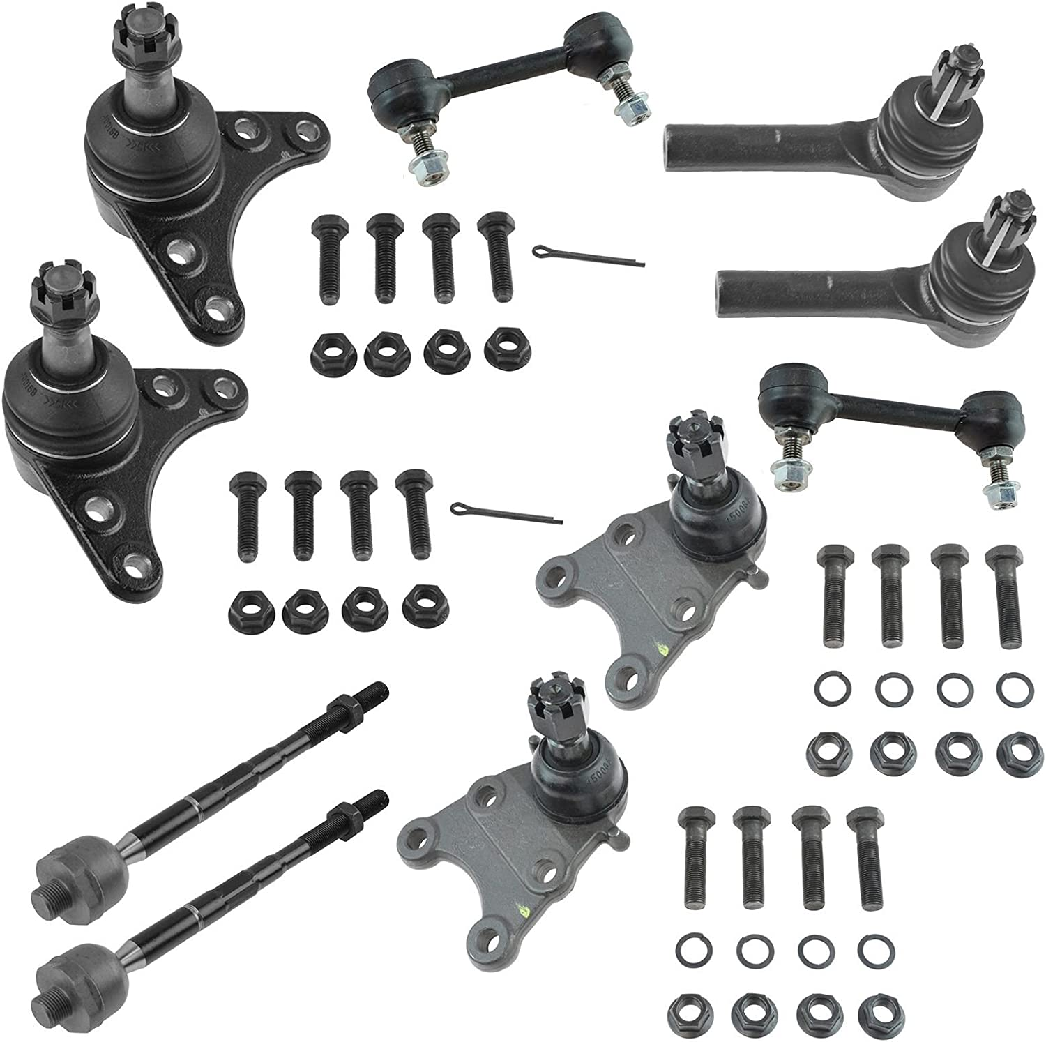 Steering Suspension Kit Front LH RH of Set 10 予約販売品 for Color Canyon 直営ストア