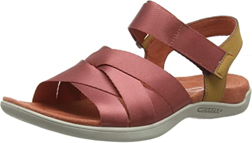 Jahrgang Synthetik RIEKER Slipper mit Cut Out Muster in