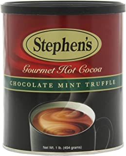 Stephen's Gourmet Hot Cocoa Chocolate Mint Truffle, 16 OZ