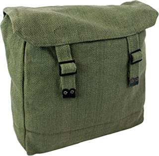 Large Web Army Style Canvas Backpack