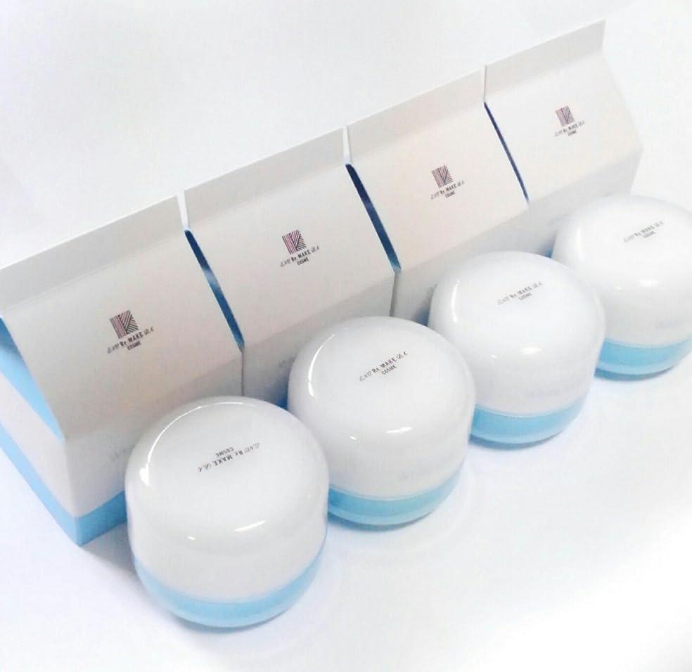 予防接種無しパンツ【4個セット】 ホワイトミルククリーム 50g(牛乳クリーム)ウユクリーム