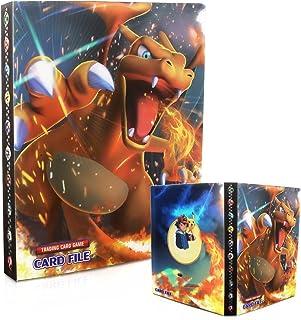 Esportic Verzamelalbum, verzamelkaartenalbum, kaartenalbum, kaartenhouder, map boek GX EX Trainer verzamelkaartalbums, spe...