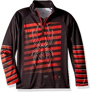 Spyder 儿童男孩无限完美 T 恤衫和衬衫