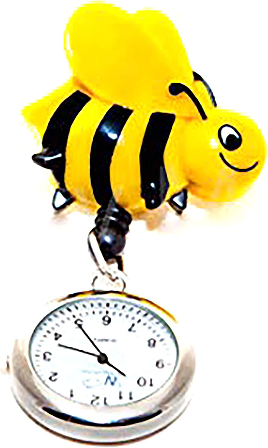 Bumble Bee Max 55% OFF Retractable Pulley Doctor Midwife Nurse Courier shipping free shipping Watch