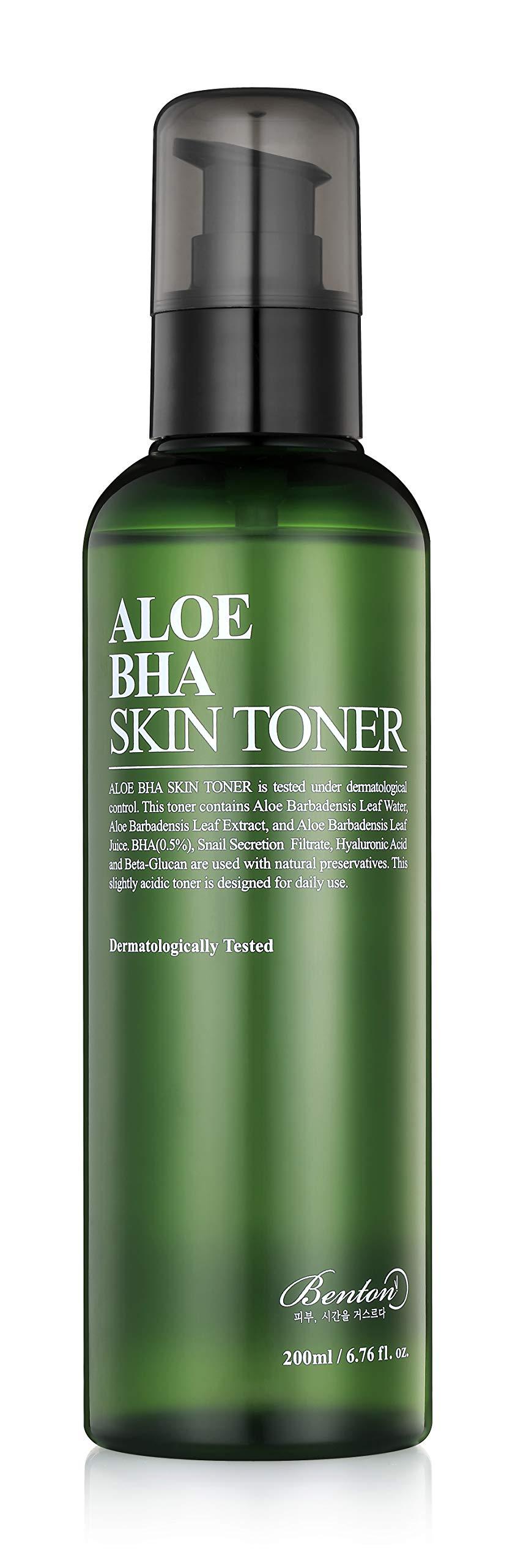 Benton Aloe Skin Toner Ounce