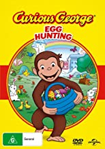 Curious George: Egg Hunting (DVD)