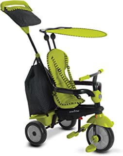 SMARTRIKE Glow - Triciclo para bebé, 4 en 1, Verde