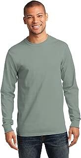 Port & Company PC61LS Long Sleeve Essential T-Shirt
