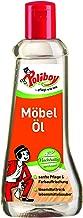 Poliboy - Möbel Öl - Holzpflegemittel für Naturmöbel - ohne Lösemittel - 200 ml - Made in Germany