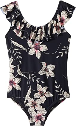 Albany Floral One-Piece (Toddler/Little Kids)