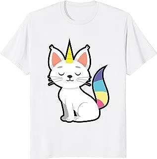 Unicorn Kitty Funny Cat Lovers Unicat Caticorn Shirt