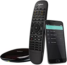Logitech Harmony Companion All in One Remote Control for Smart Home and Entertainment Devices, Hub & App, Works With Alexa...