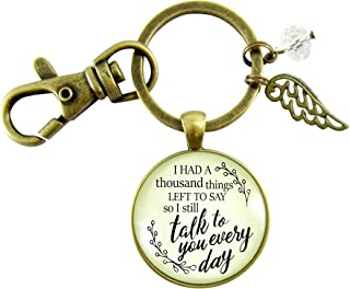 remembrance keychains