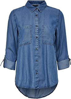 ONLY Women's Slim Fit Shirt