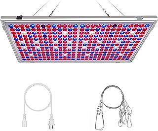 300W LED Grow Light، Refassy 338 LED Reflex reflector 16-band نور طیف کامل گیاه ، برای گیاه داخلی ، گیاهان و گیاهان و گلها ، با عملکرد خاموش تایمر خودکار