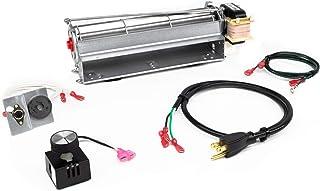 FireplaceBlowersOnline GFK4 GFK4A FK4 Fireplace Blower Kit for Heatilator, Majestic, CFM,..