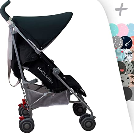 Amazon.es: Maclaren - Carritos, sillas de paseo y accesorios ...