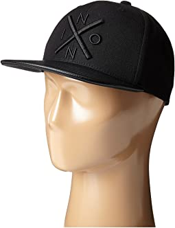 Nixon Exchange Snap Back Hat