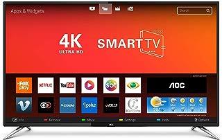 "Smart TV UHD 4K 50"", AOC LE50U7970S, Preto"