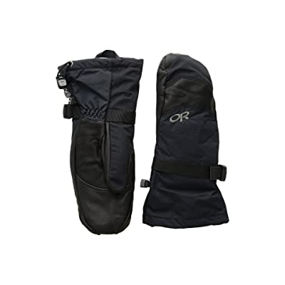 Outdoor Research Highcamp Mitts (Black) Ski Gloves