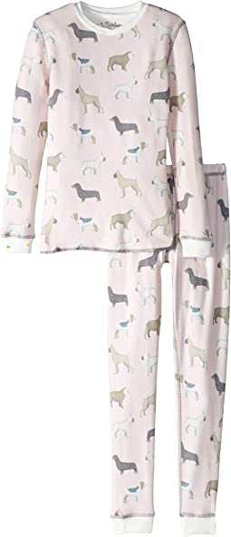 Dogs Two-Piece Jammies Set (Toddler/Little Kids/Big Kids)