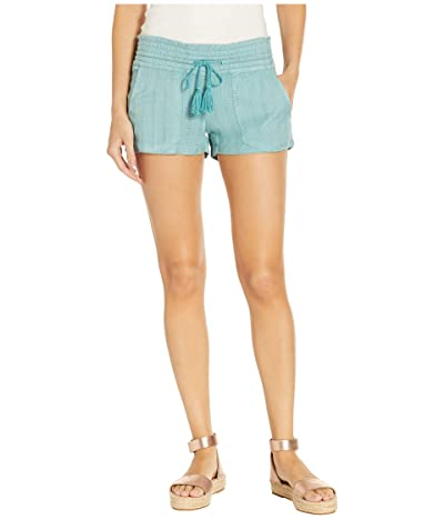 Roxy Oceanside Shorts Dobby (Brittany Blue) Women