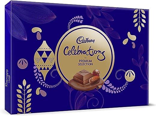 Cadbury Celebrations Premium Assorted Chocolate Gift Pack, 286.3 g (Pack of 2) 1