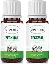 Biofime- Zeckmal Globuli - Hunde & Katzen - 100% nat