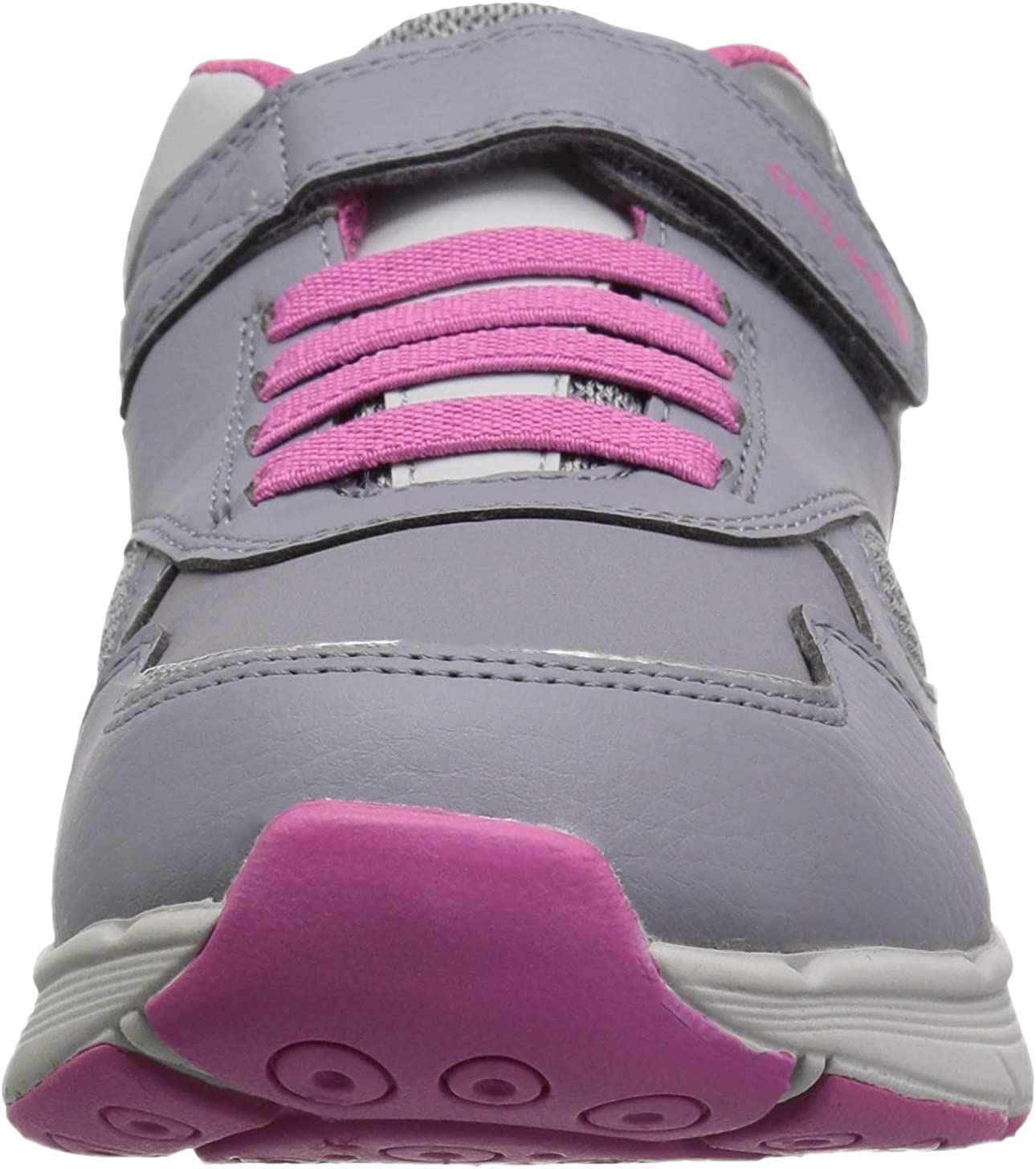 Geox Unisex-Child Hoshiko Girl 4 Velcro Sneaker