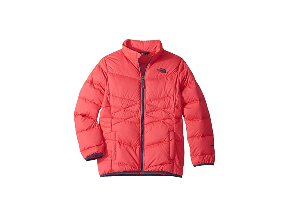 The North Face Kids Andes Down Jacket (Little Kids/Big Kids) (Atomic Pink) Girl