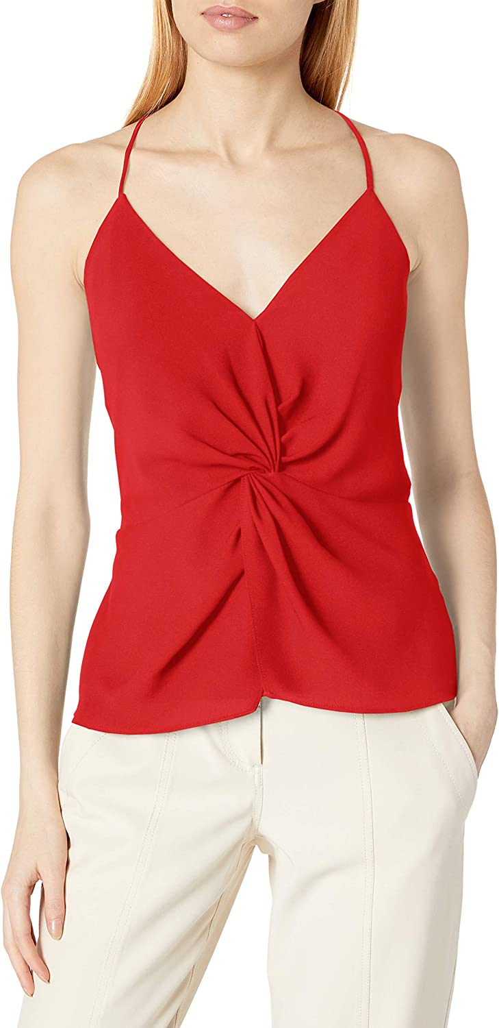 Bailey 44 Women's Cami Tank Knot New sales Max 54% OFF Front Detail Adjustable Strap