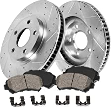 saab 9 3 aero brake disc size