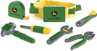 John Deere 35070 ERTL Deluxe Talking Toolbelt Preschool Toy,Green