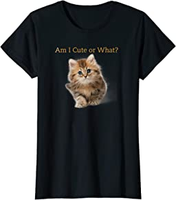 Cute Kitten T-shirt