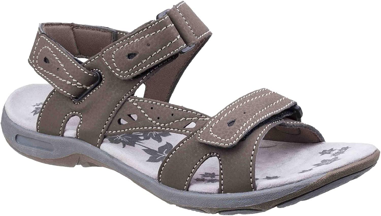Cotswold Womens Highworth Sandal Brown Size UK 6 EU 39