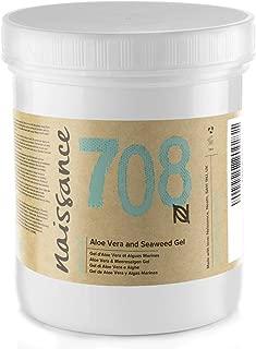 Naissance Aloe Vera y Algas Marinas en Gel 500g - Vegano y no OGM