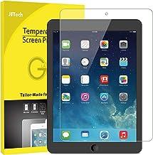 JETech Protector de Pantalla compatible iPad (9,7 Pulgadas, 2018/2017 Modelo, 6ª / 5ª generación), iPad Air 1, iPad Air 2, iPad Pro 9,7