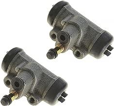 Wheel Brake Cylinder Rear Pair for Dodge Ford Kia Mazda Mercury Plymouth